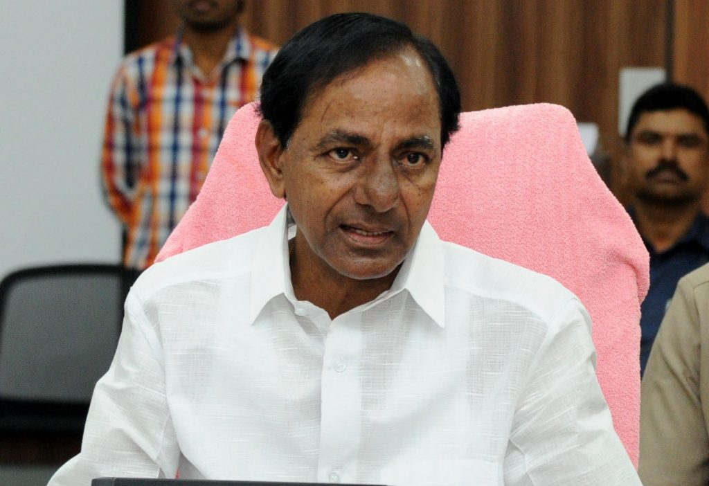 CM KCR to launch third phase of Haritha Haram on July 12
