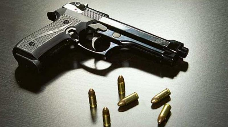 Licensed owners told to deposit weapons