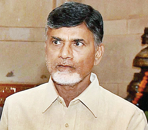 Chandrababu too launches DBR houses scheme