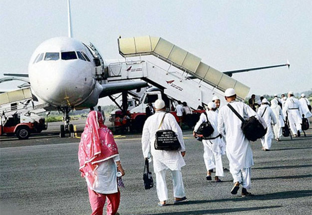 First Haj flight takes off from Hyderabad