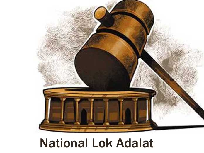 National Lok Adalat on December 14