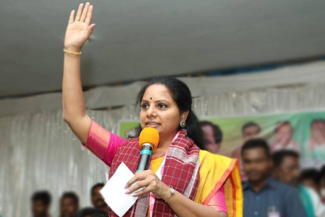 KCR striving to reopen Nizam Sugar Factory at Bodhan: K Kavitha