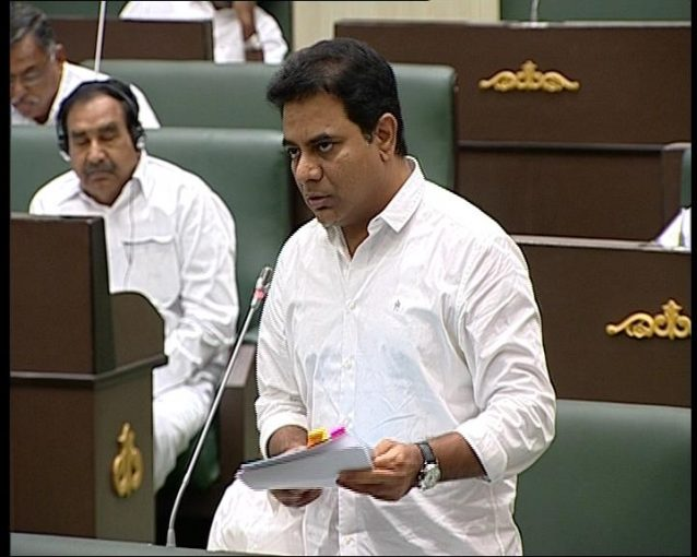 New Municipal Act will ensure planned development: K T Rama Rao