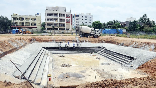 GHMC readies  ponds for Ganesh immersion