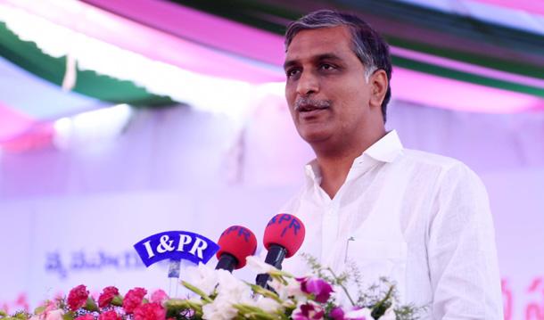 Muslims happy in Telangana State: Harish Rao