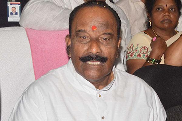 Government sanctioned Rs.15 crore for Bonalu: Naini Narsimha Reddy
