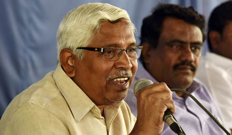 KCR has no right to be CM: Kodandaram