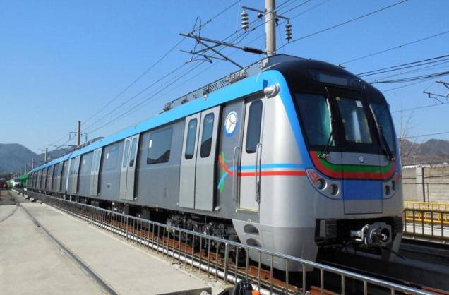 Safety panel green signal for Metro roll-out