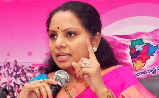KCR did not insult PM Modi, clarifies MP K. Kavitha