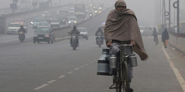 Hyderabad shivers after drop in maximum temperature