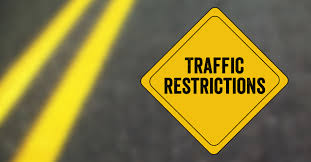trafficrestrictionsneartankbundtomorrow
