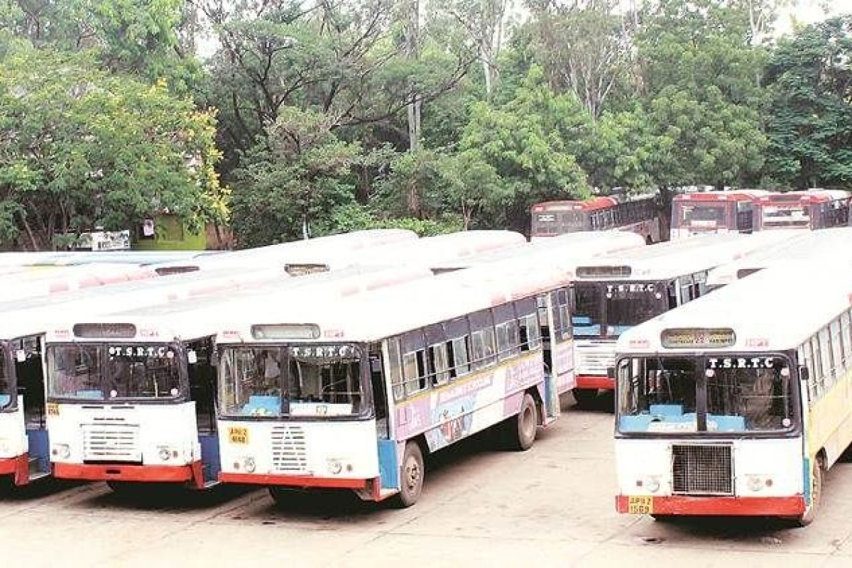 TSRTC bus fare likely to increase