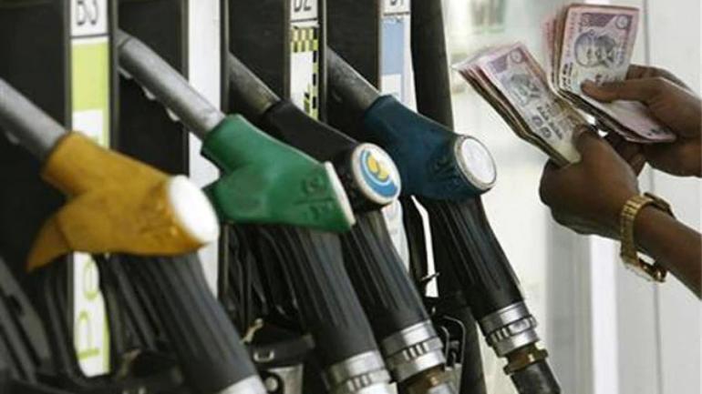 Petrol, diesel rates increased