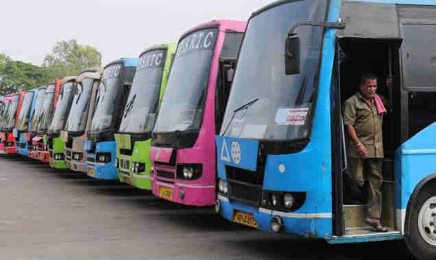 Long distance buses to halt at LB Nagar, Hyderabad