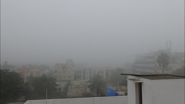 Wet weather likely to continue for 4 more days in Hyderabad