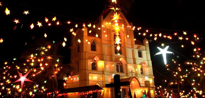 Christmas celebrations at 195 places across Telangana