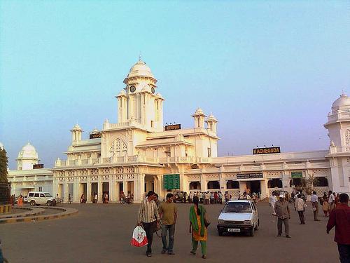 Kacheguda railway station gets bio-waste processing unit