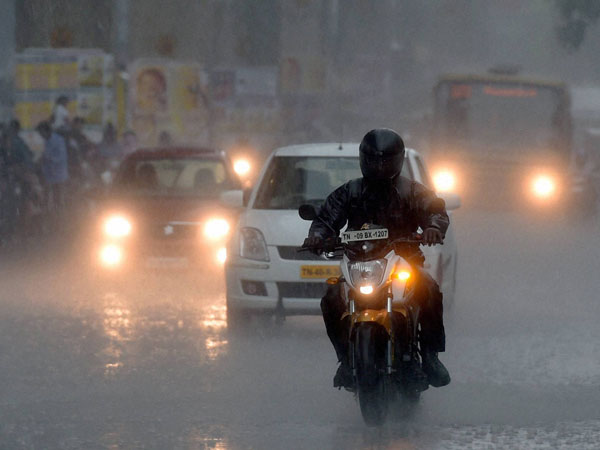 Telangana to get moderate showers till July 16