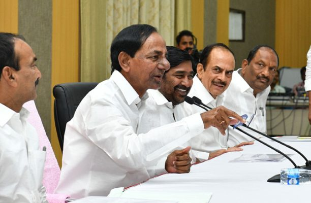 New Secretariat, Assembly building will have modern facilities: KCR