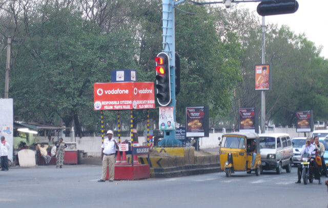 GHMC to set up 155 Smart traffic signals in Hyderabad