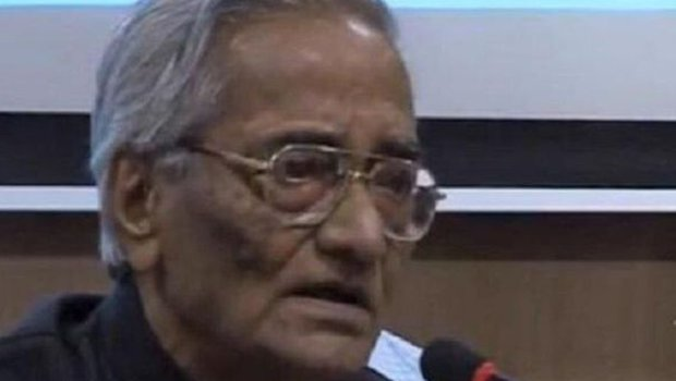 Urdu author Mujtaba Hussain passes away