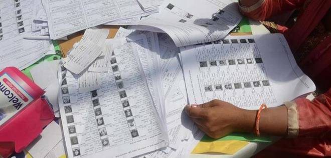 Final electoral rolls tomorrow