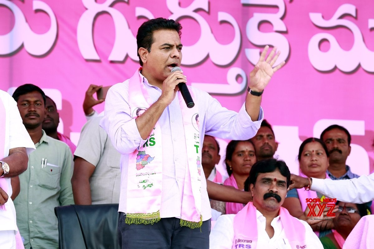 KTR dares Naidu to come clean in data theft case