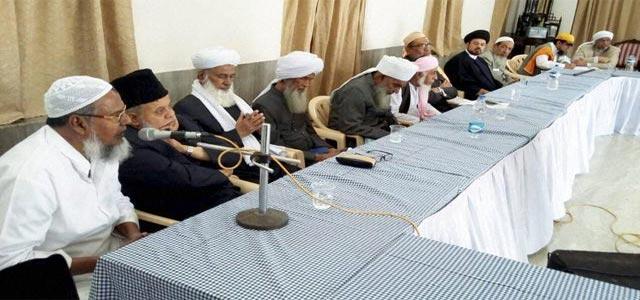 Signature drive against Uniform Civil Code launched