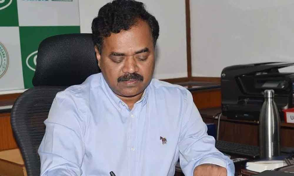 Evening garbage clearance from next Monday: Dana Kishore