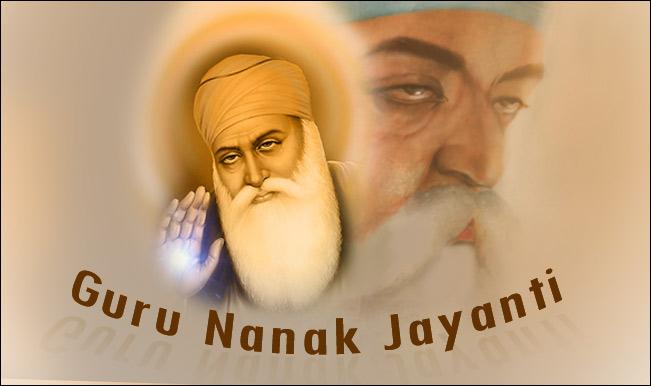 Guru Nanak Jayanti celebrations from Nov 19