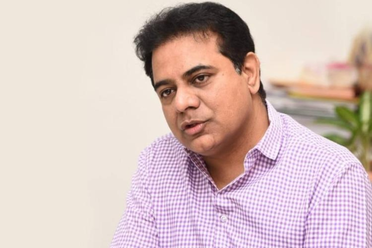 KTR launches daily water supply in Warangal