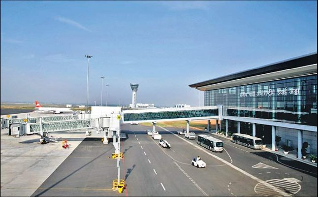 GMR to invest Rs 350 crore on Business Park at Hyderabad airport