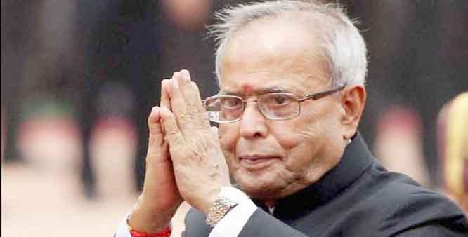 President Pranab Mukherjee to visit Hyderabad on June 23