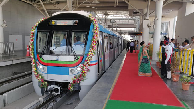 3-day snack festival at four Metro Stations from Aug 30
