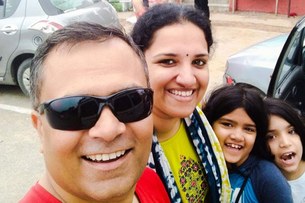 15 states in 90 days, travelling over 13,000 kms: Hyderabad couple