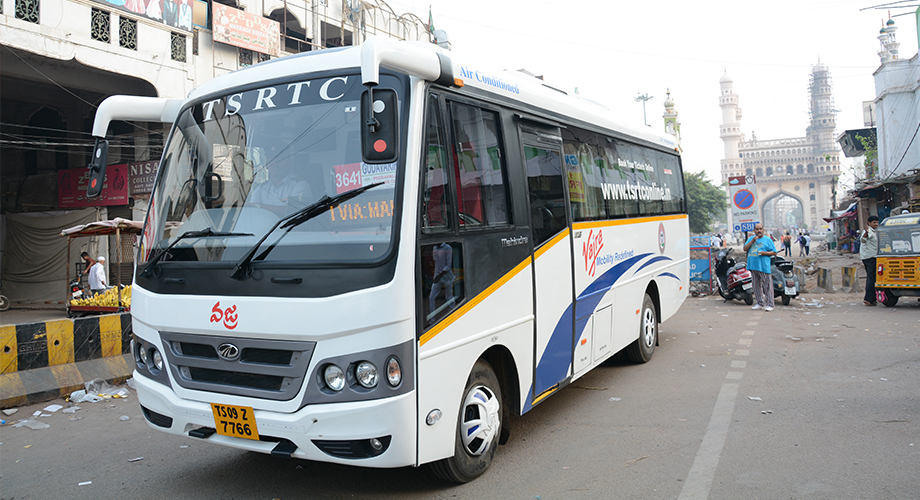 RTC to install locking device in buses
