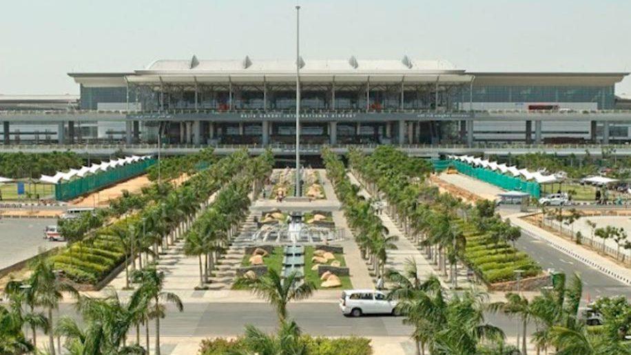 Rajiv Gandhi International Airport wins Skytrax award