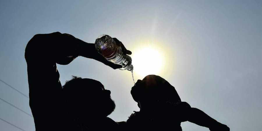 Hyderabad boils at 44 degree Celsius