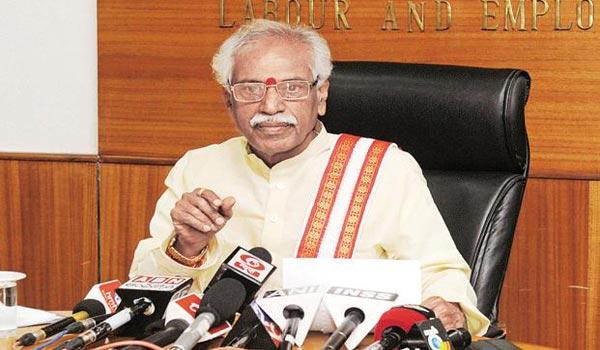 Job opportunities will be generated post GST: Bandaru Dattatreya