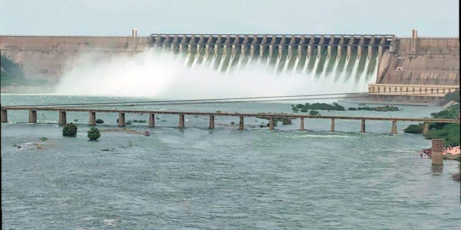 All 26 gates of Nagarjuna Sagar lifted