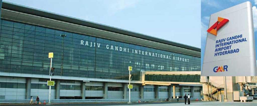 Hyderabad airport bags CII award