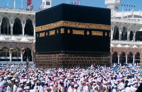 Haj pilgrims told to pay first instalment