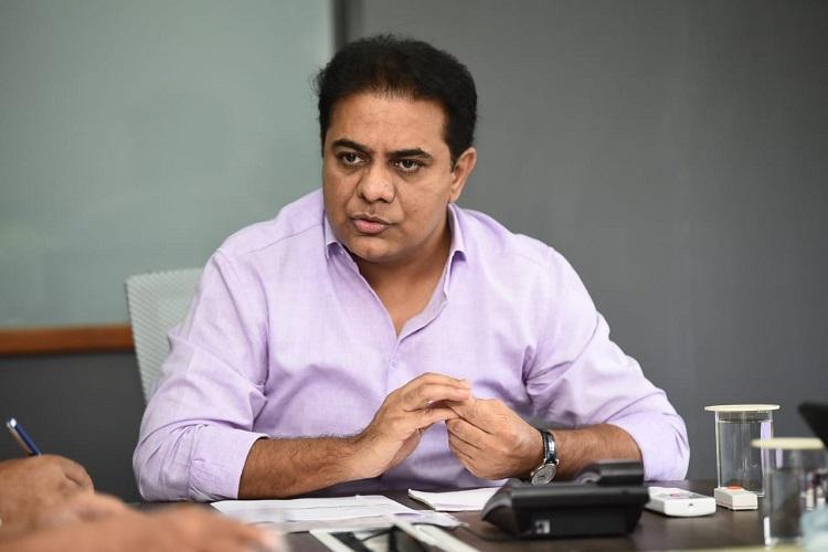 Telangana contributes 5 per cent to national GDP: KTR