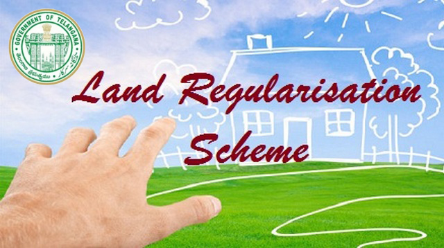Telangana govt slashes the regularisation fee charges of property owners