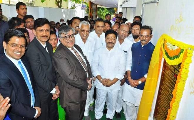 Passport Seva Kendra launched at Bhongir