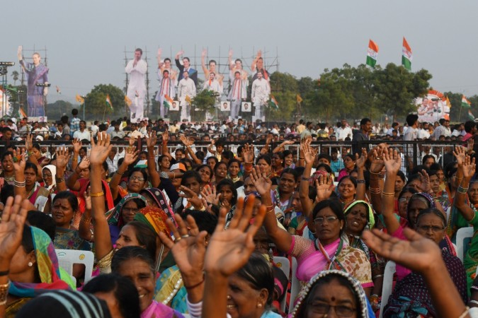 Women representation dips further in Telangana Assembly