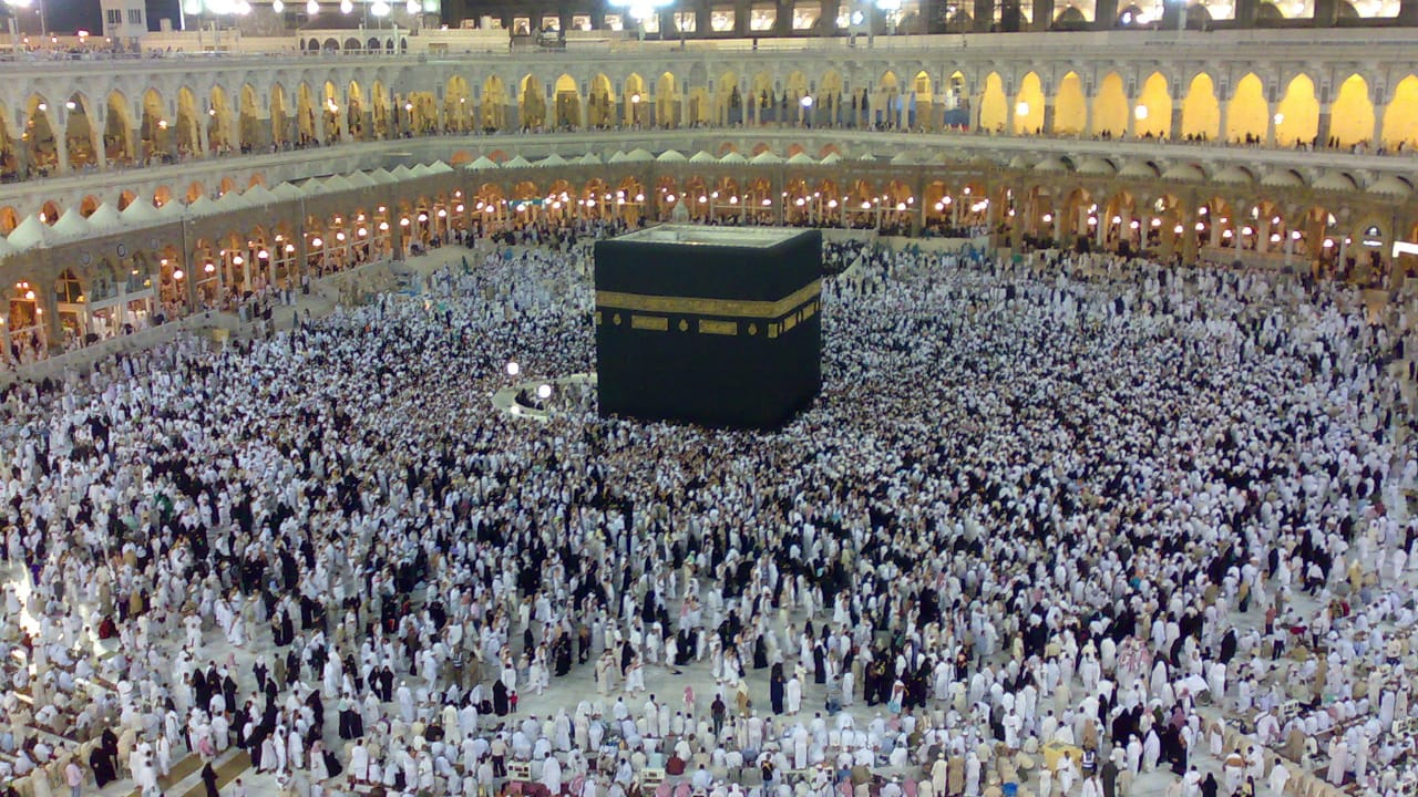2,382 Haj pilgrims return to Hyderabad