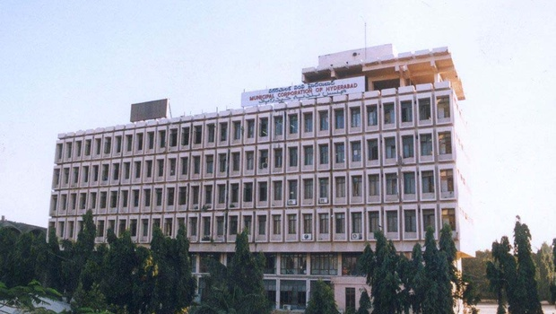 GHMC chief bans exit polls
