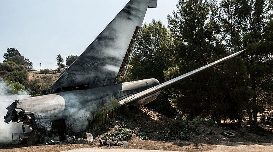 iaf-training-aircraft-crashes-in-telanganas-siddipet-woman-pilot-safe