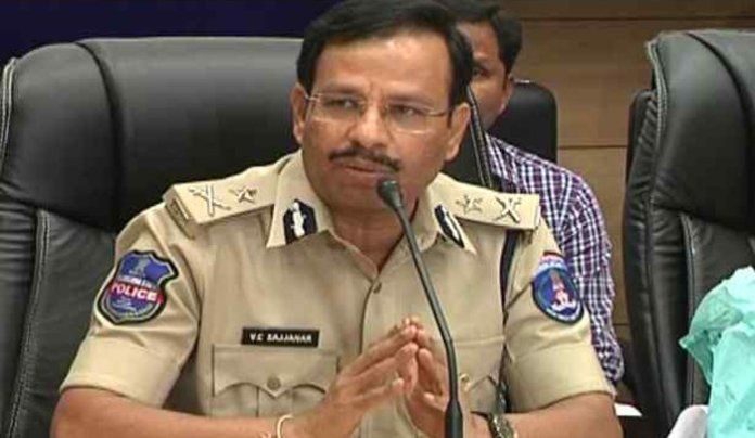 Cyberabad CP VC Sajjanar urges people to follow lockdown rules